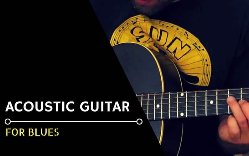 Best Blues Acoustic Guitar - Featured Image
