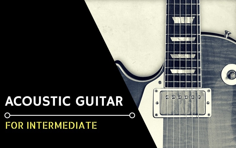 Best Intermediate Acoustic Guitar - Featured Image
