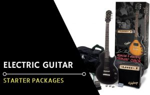 Best Starter Package Electric Guitar - Featured Image