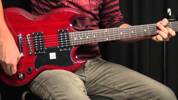 Epiphone SG Special Feel