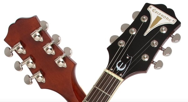 Epiphone Wildkat Review - 4