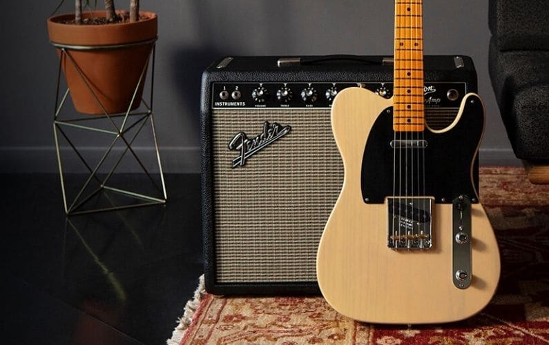 Best Fender Stratocaster guitar - Featured Image